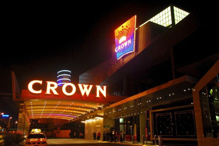 Crown Casino situated in Melbourne, Australia