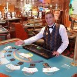 The life of a cruise casino dealer
