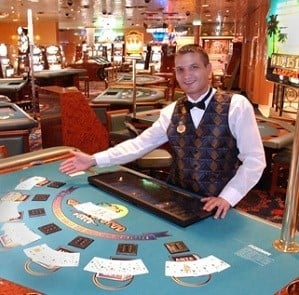 Casino dealer jobs on cruise ships casino abs onlin ehr employment listings
