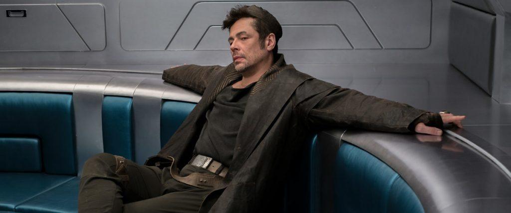 DJ from Star Wars: The Last Jedi