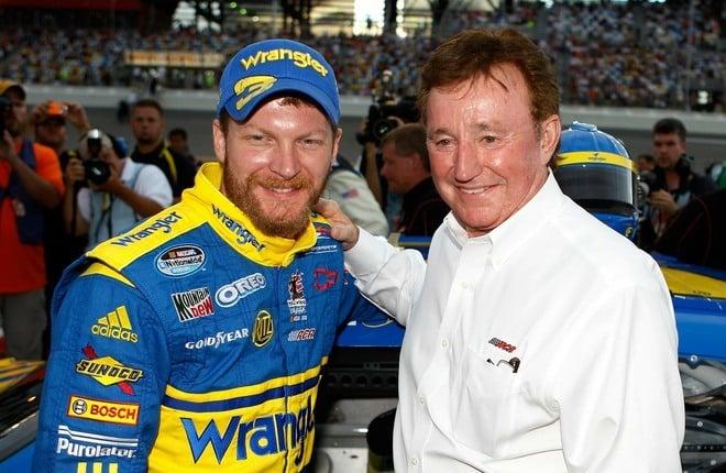 Dale Earnhardt Jr. - racing driver