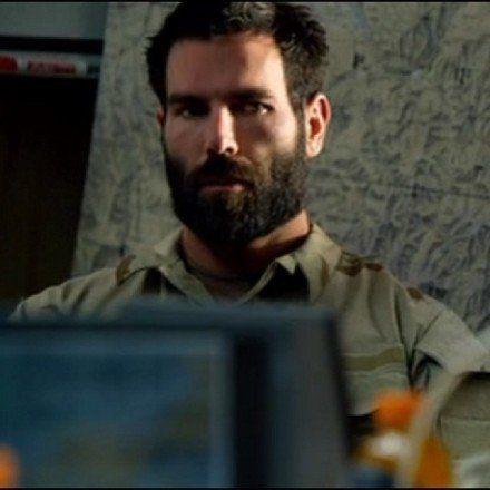 Dan Bilzerian appearing in Lone Survivor film.