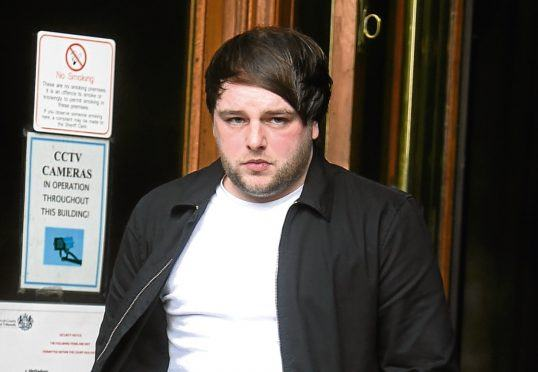 A photo of Daniel Milne, who robbed £9k worth of scratchcards