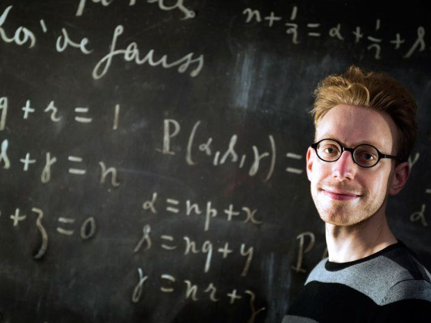 Daniel Tammet is a well known autistic savant