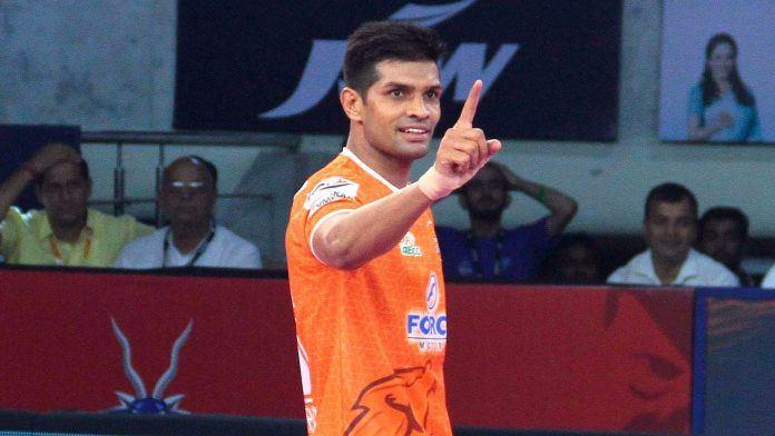 Deepak Niwas Hooda - Kabaddi Player