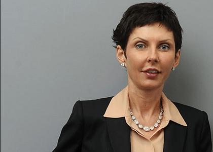 Denise Coates, the co-founder of Bet365