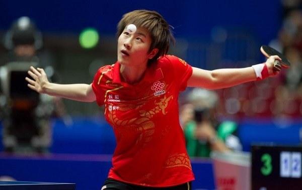 Ding Ning 2015 ITTF World Championship