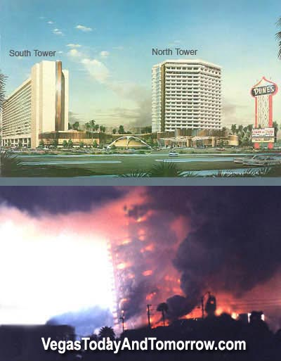 Dunes Casino Demolition