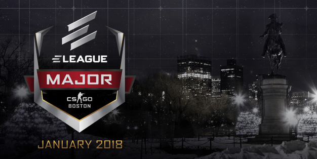 The ELeague Boston Major for CS:GO