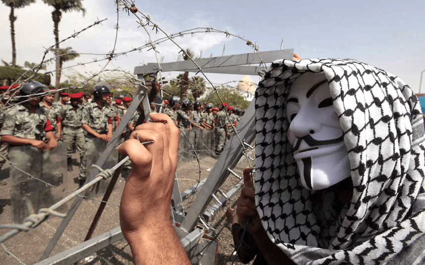 A recent surge in cyber attacks in Egypt due to the Bitcoin scandal