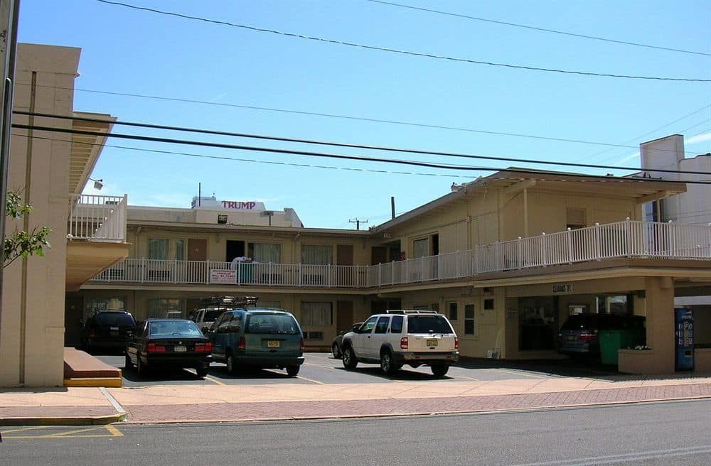 Eldorado Motor Inn, one of the most negatively reviewed hotels on Trip Advisor