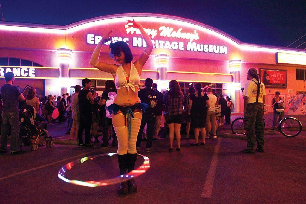 The Erotic Heritage Museum in Las Vegas