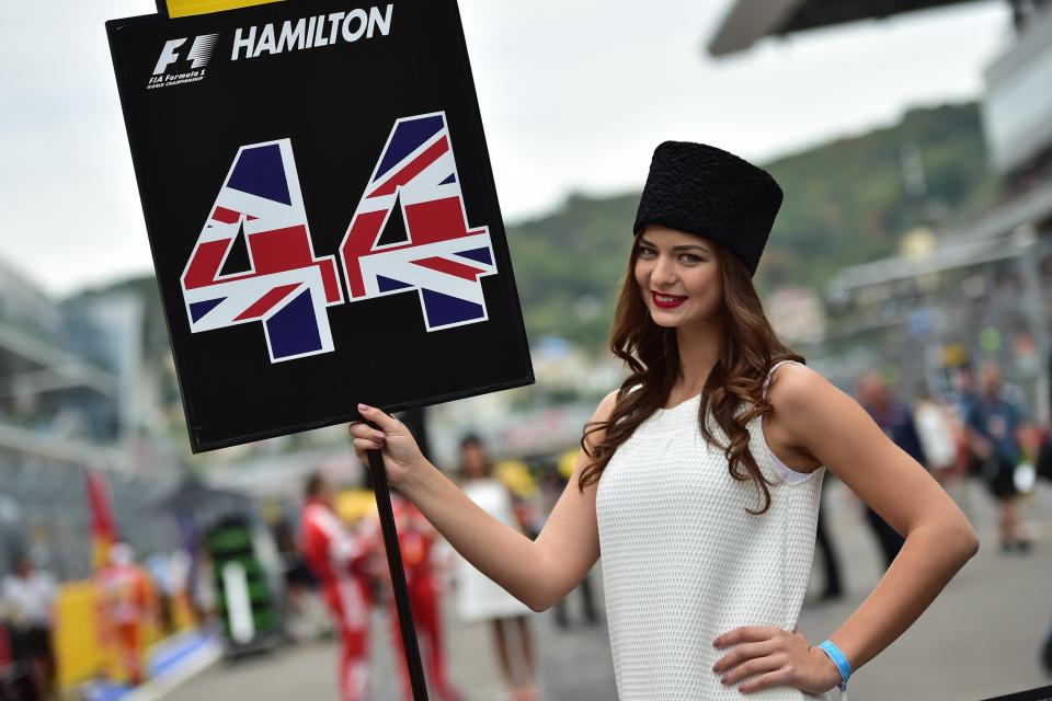The 10 Hottest F1 Grid Girls And What They Ve Achieved Besides Looking Good Casino Org Blog