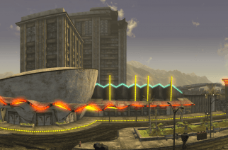 The Tops casino was one of many places players could gamble and make money in Fallout: New Vegas. (Image: http://fallout.wikia.com/wiki/The_Tops)