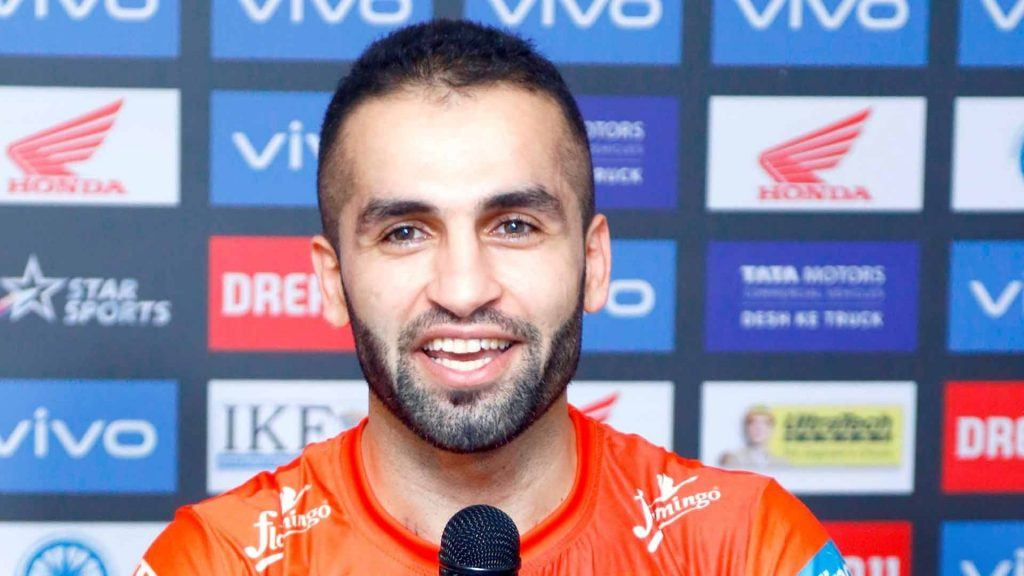 Fazel Atrachali - Kabaddi player