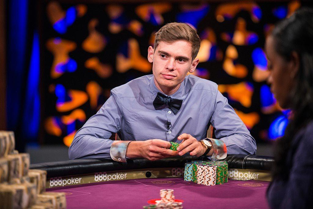 Fedor Holz, one of the best poker players of the modern era