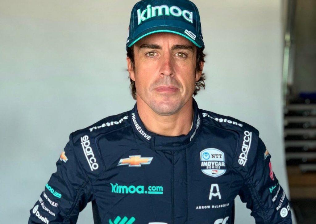 Fernando Alonso - racing driver