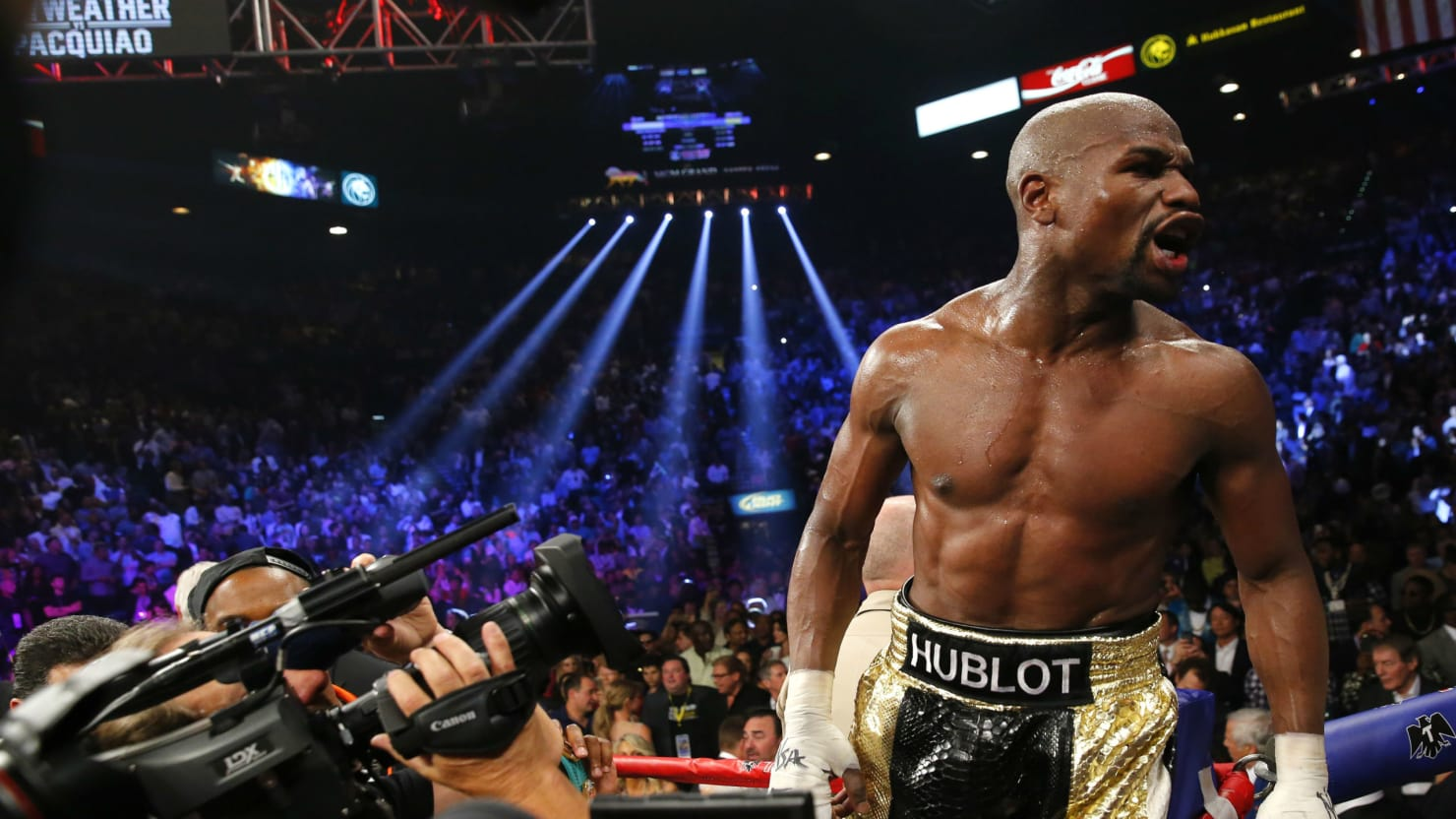 Mayweather bet on oregon college football betting odds