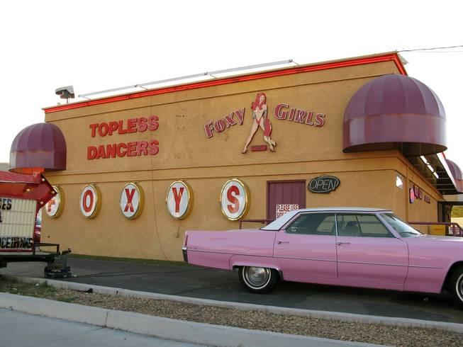 Nude drive thru strip club