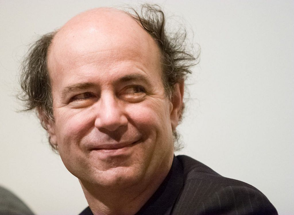Nobel Prize winner and physicist Frank Wilczek