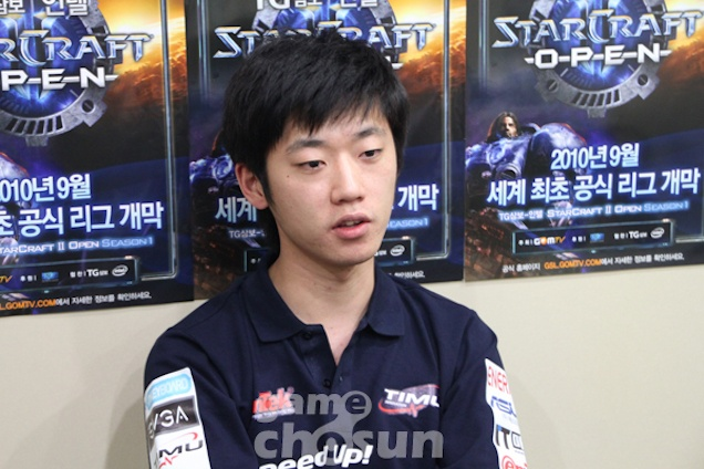 FruitDealer aka Kim Won Gi made his name playing Starcraft II