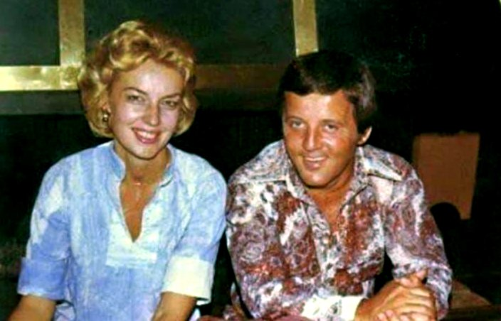 Geri and Spilotro affair that was included in the movie Casino.