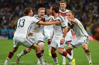 Beating out pre-start favorites Argentina, Germany emerged victorious at the 2014 World Cup in Brazil. (Image: Getty)