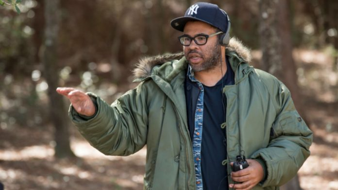 A scene from the film Get Out, nominated for best original screenplay at the Oscars