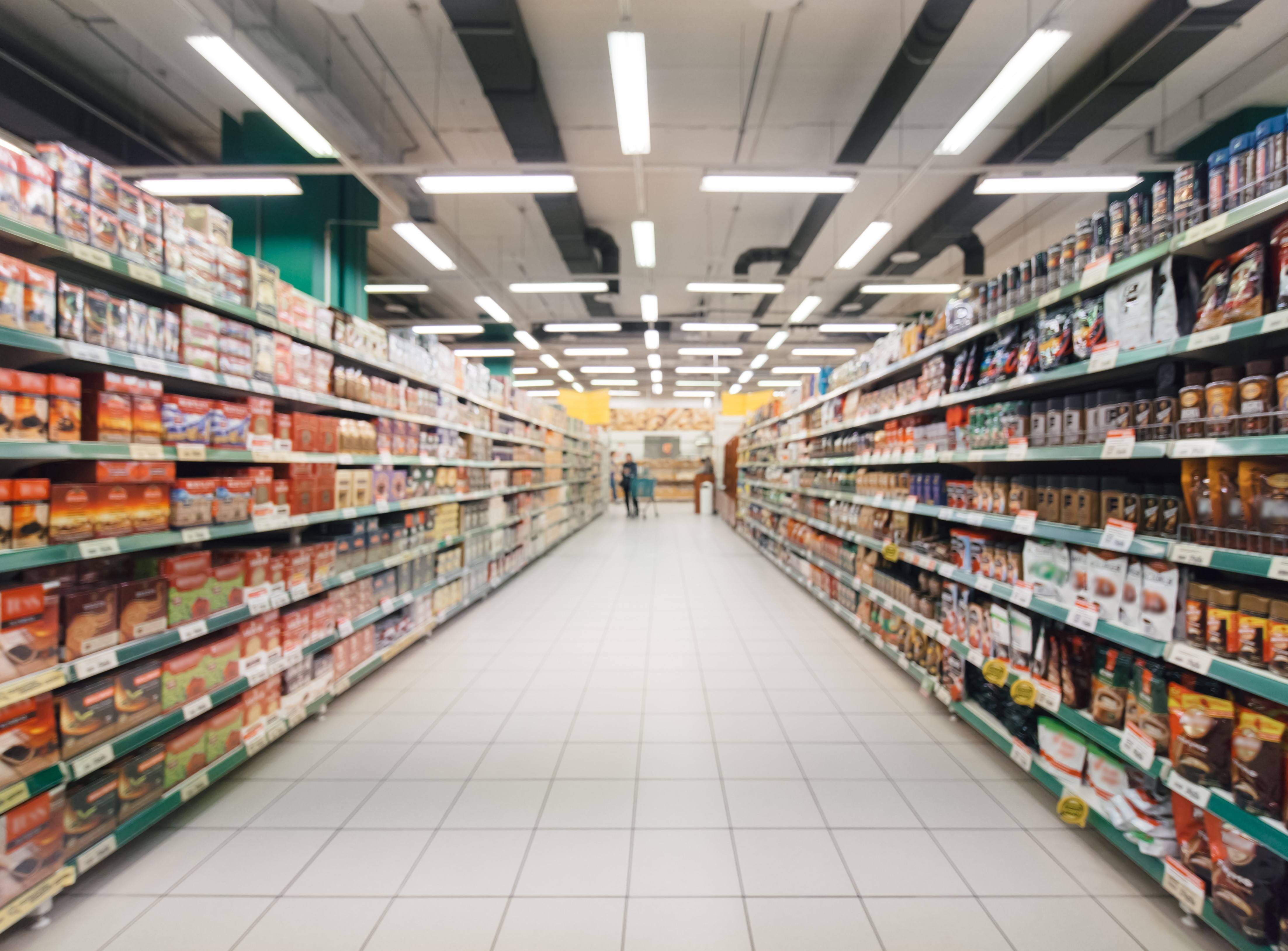 How Your Local Grocery Store Is Designed Like A Casino