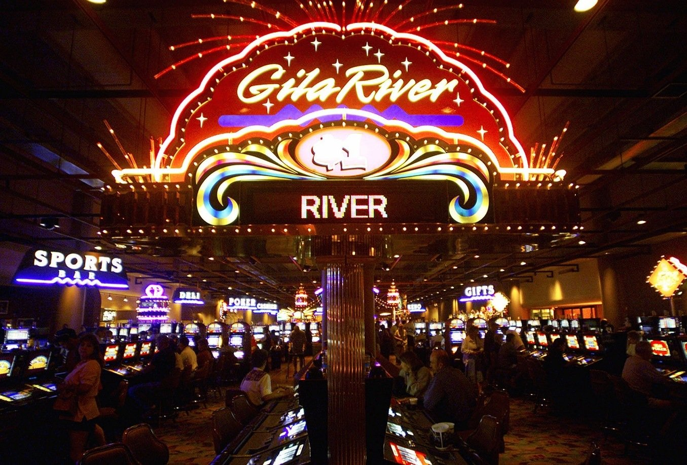 Gila River Casino, situated in Phoenix Arizona