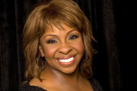 Gladys Knight, an iconic US soul singer