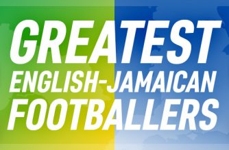 All-Time Starting XI of England Footballers with Jamaican Roots