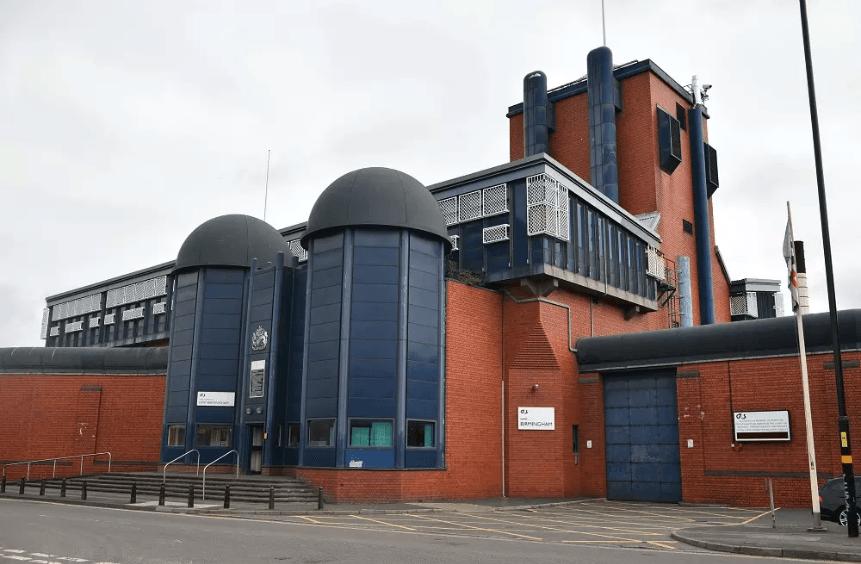 HMP Birmingham is a men's prison