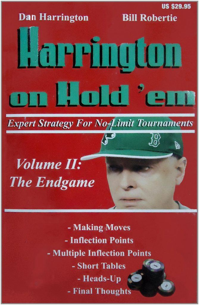 Harrington on Hold 'em Expert Strategy for No Limit Tournaments – Dan Harrington