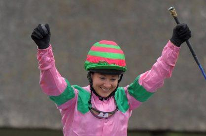 Jockey Hayley Turner, who broke the sports betting rules