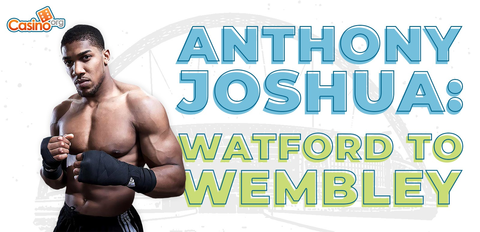 Anthony Joshua: Watford to Wembley