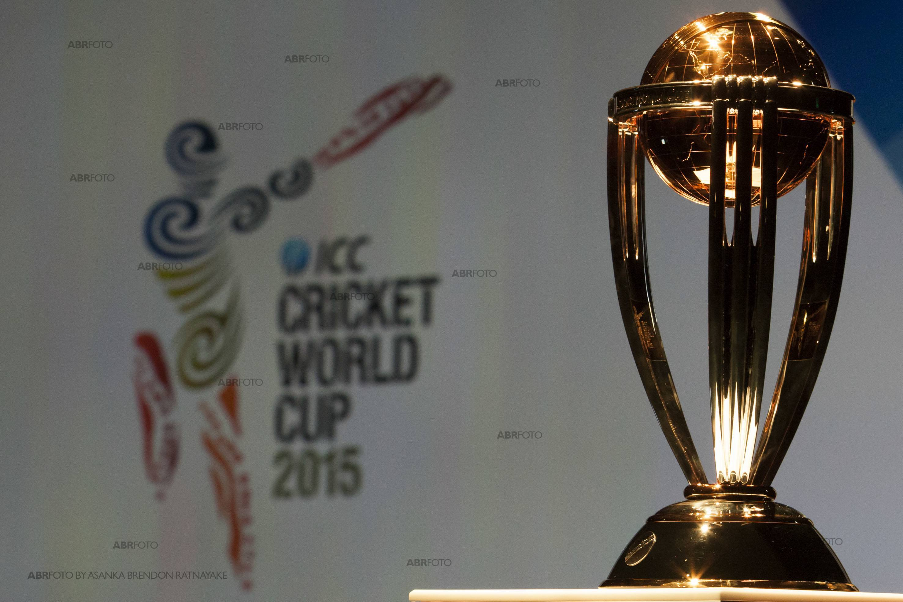 The Cricket World Cup 2015 is about to kick off.
