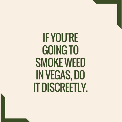 how to legally get high in Vegas