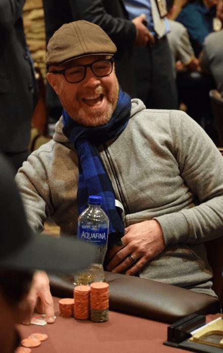 Ian Kalman, poker player