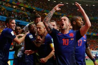 The Netherlands blew Spain away in their first game and now look good to top Group B. (Image: Reuters)