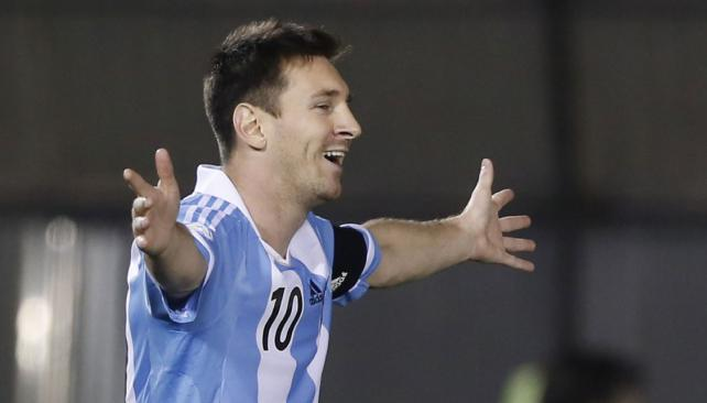Lionel Messi, World Cup 2014