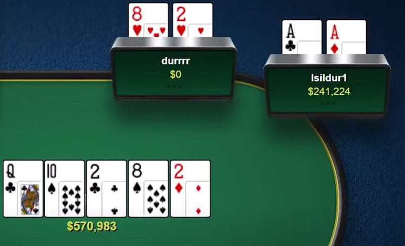 Isildur1 in online poker game