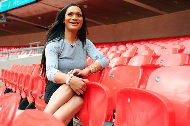 famous trans soccer player Jaiyah Saelua