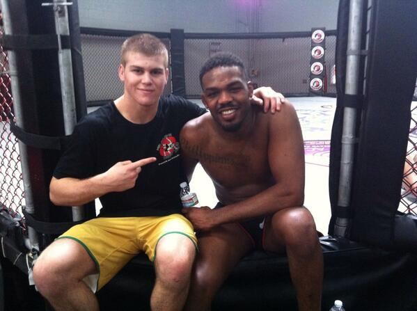 Jake Matthews & Jon Jones