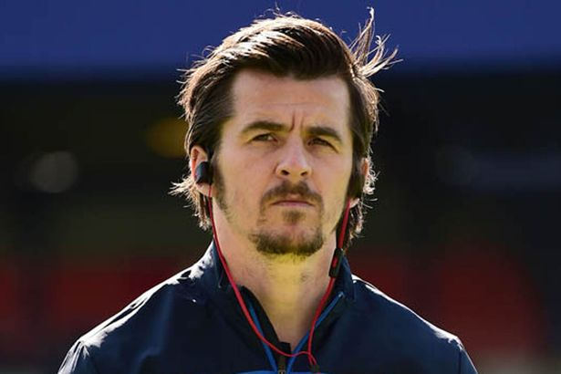 Ex-Rangers midfielder Joey Barton