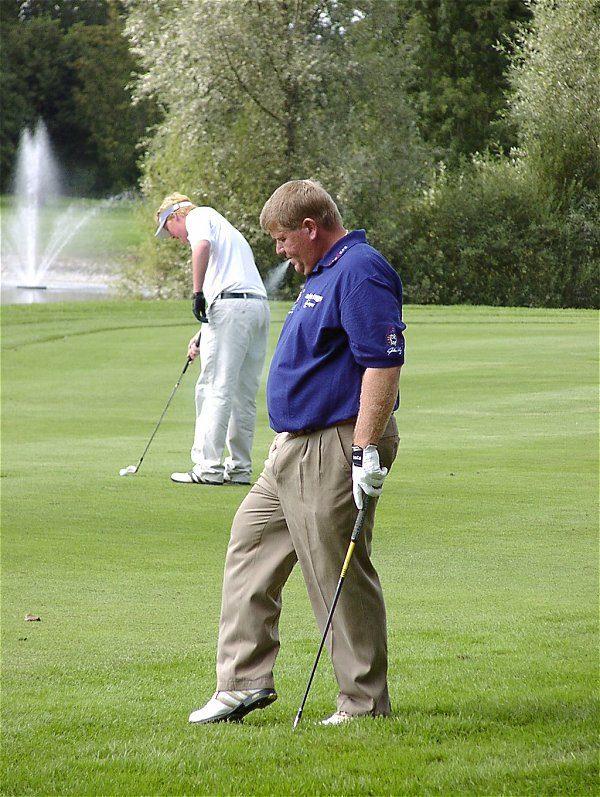 John Daly - golfer