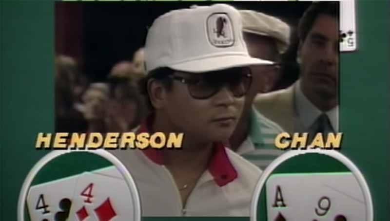 Johnny Chan - poker player
