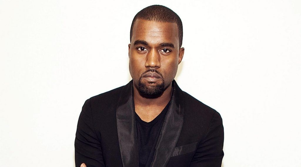 Controversial US rapper Kanye West