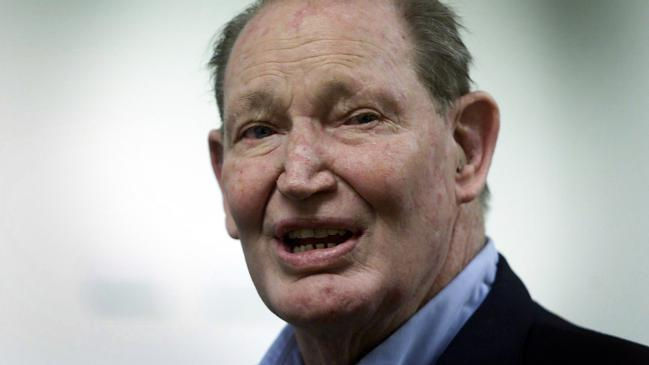 Australian billionaire Kerry Packer