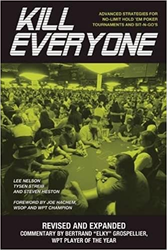 Kill Everyone – Lee Nelson
